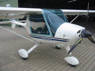 occasion ulm storch HS 206
