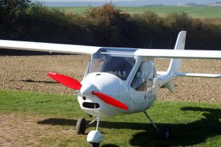 occasion ulm A vendre 3 axes Flight Design CT 180